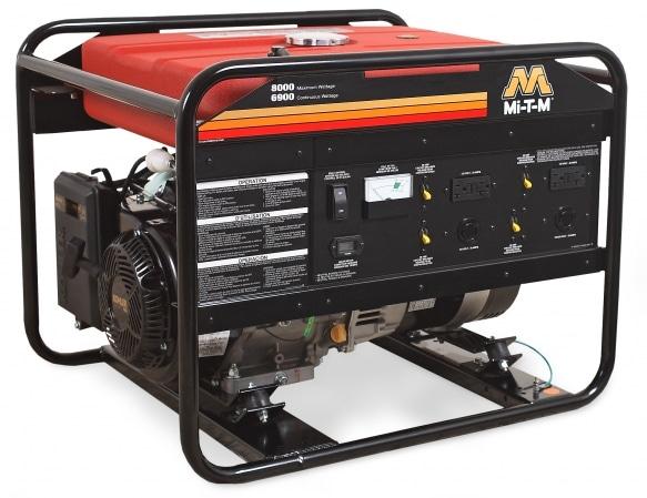 Gasoline Generator - GEN-8000-0MK0