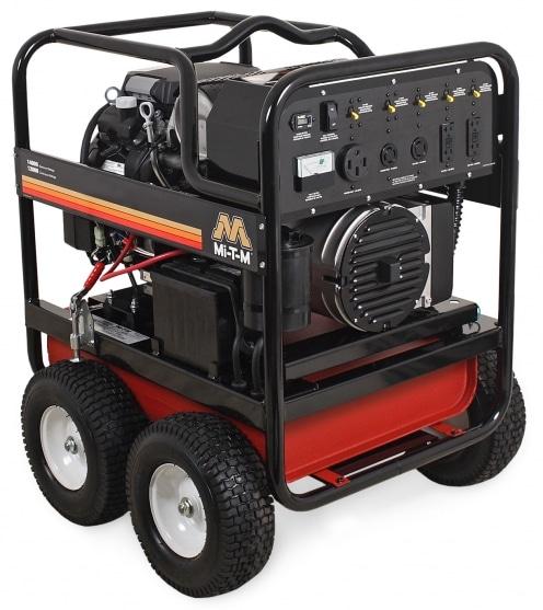Gasoline Generator - GEN-14000-1MHE