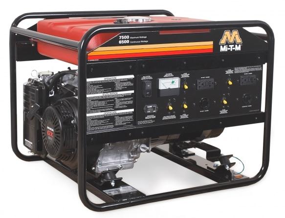 Gasoline Generator - GEN-7500-0MH0