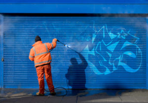 Graffiti Be Gone: Learn About Two of Our Graffiti Removal Products